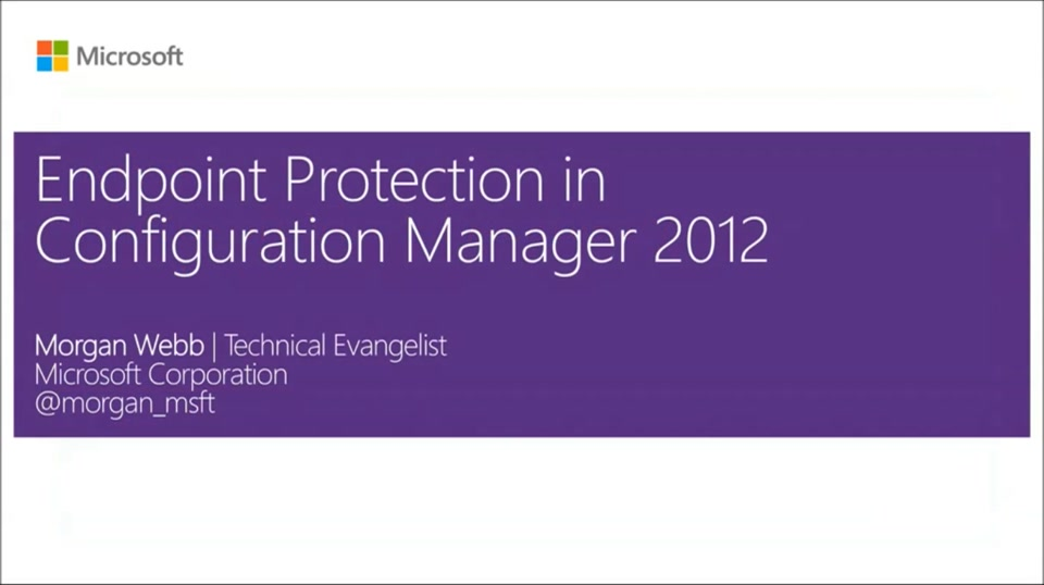 (Module 1) Introduction to Endpoint Protection