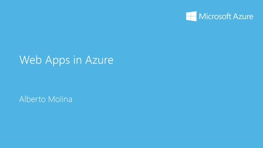 1- Basic: 07 - Web Apps en Microsoft Azure