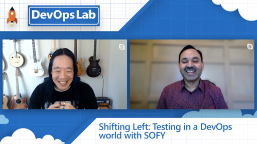 Shifting Left: Testing in a DevOps world with SOFY