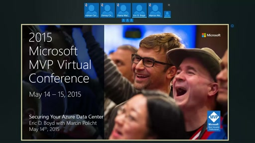 ITPRO Track Day1 - Securing your Azure Data Center