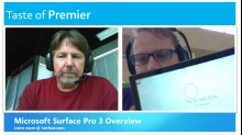 Taste of Premier: Surface Pro 3 Overview