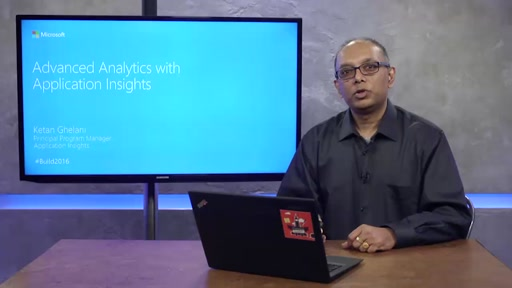 Advanced Analytics with Application Insights