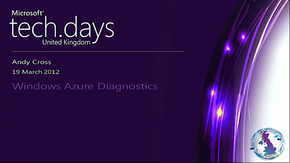 Windows Azure Diagnostics