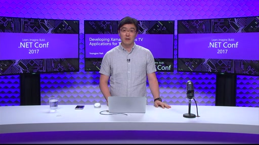 Xamarin Forms TV App Development for Tizen