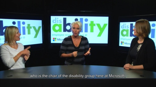 ASL & Accessibility at Microsoft