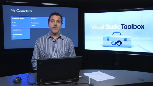 Using Azure Mobile Services in a Windows 8 App