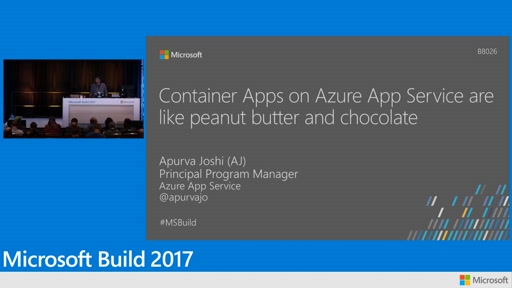 Container apps on Azure App Service are like peanut butter and chocolate
