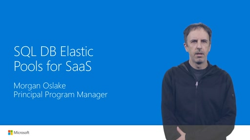 SQL Database Elastic Pools for SaaS Apps