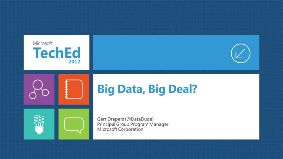 Big Data, Big Deal?