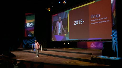 Techdays 2015 - James Whittaker - The Internet of Everthing