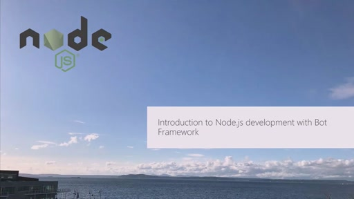 Introduction to Node.js development