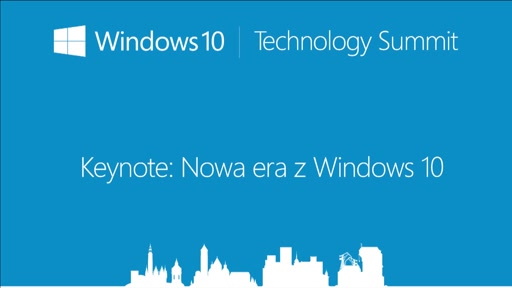 Keynote: Nowa Era z Windows 10