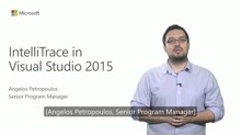 IntelliTrace-Erfahrung in Visual Studio 2015
