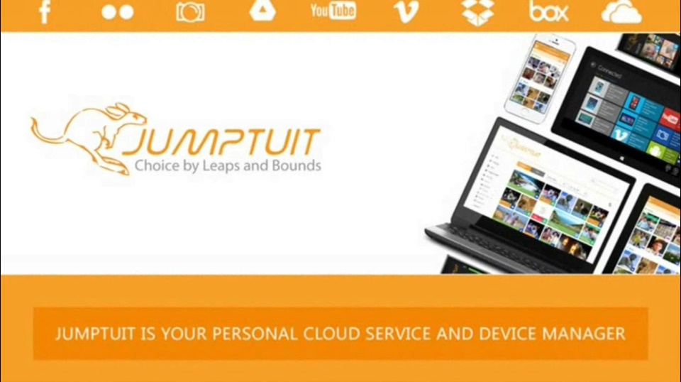 My App in 60 Seconds: Jumptuit
