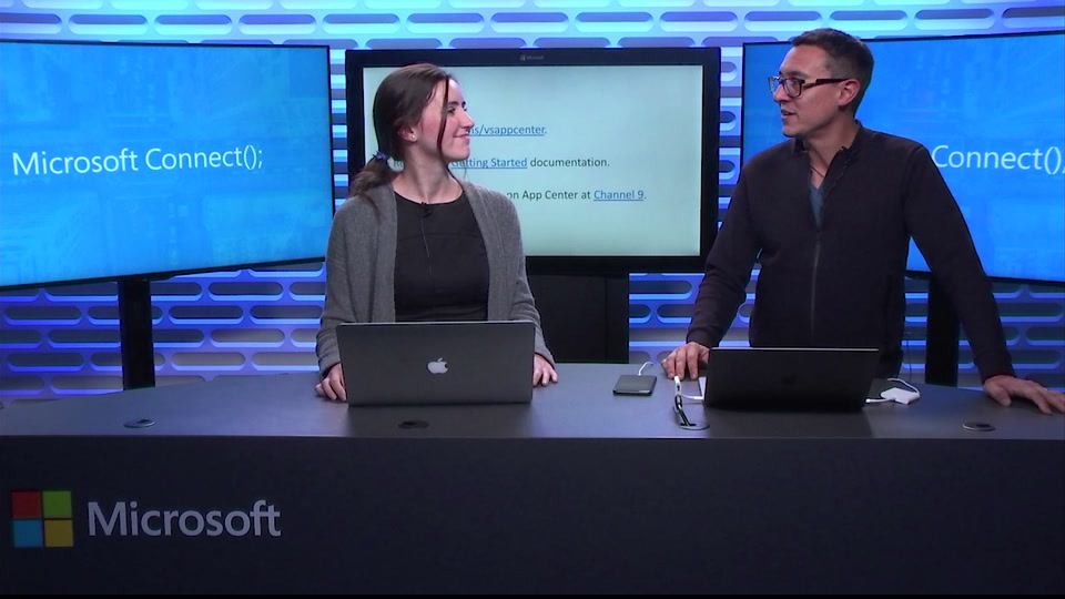 Understand your users with Visual Studio App Center