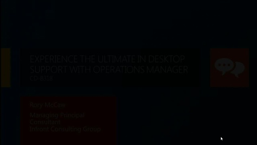 Experience the Ultimate in Desktop Support with Operations Manager