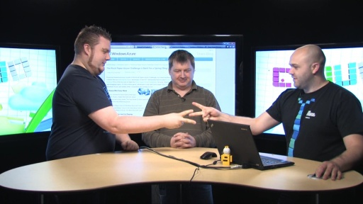 Episode 80 - Getting Started with SQL Azure Data Sync Preview