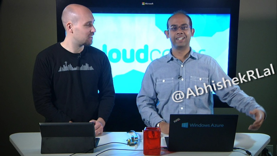 Episode 119 - Whats new in Windows Azure Service Bus