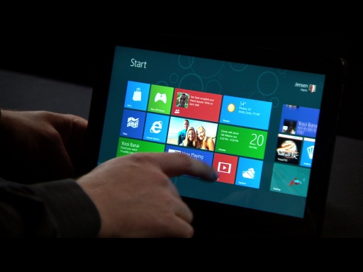 Windows 8 Consumer Preview Demo