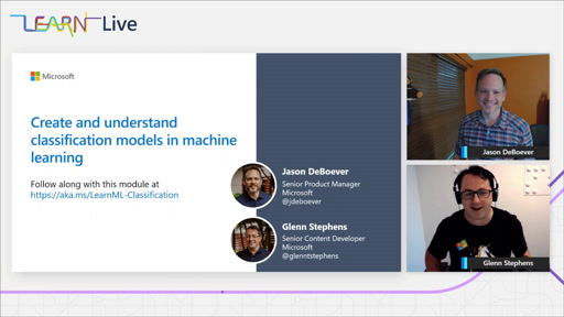 Create and understand classification models in machine learning