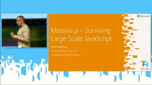 Developer Keynote : Massive.js - Surviving Large Scale JavaScript