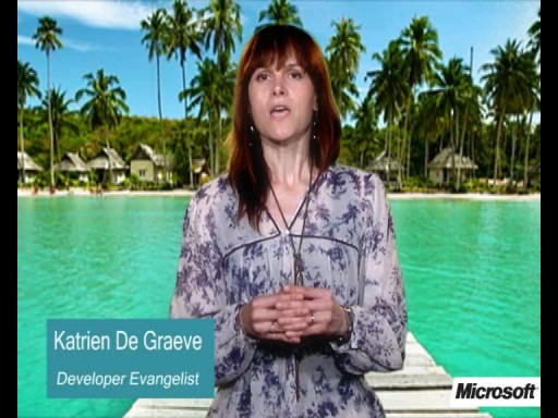 Dive into the Summer with MSDN - Introduction into HTML 5