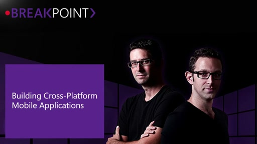 Breakpoint: Building Cross-Platform Mobile Applications with Cordova and Visual Studio