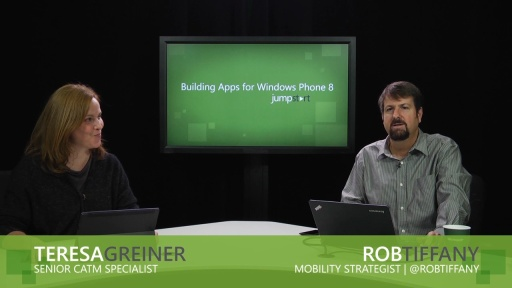 Building Apps for Windows Phone 8 Jump Start: (20) Mobile Web