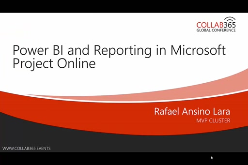 Power BI and Reporting in Microsoft Project Online