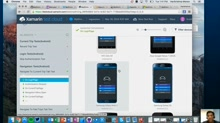 "Behind the Scenes: Making the ""MyDriving"" Cross-Platform IoT Sample Application"