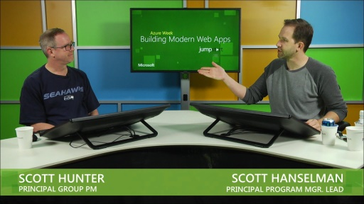 Building Modern Web Apps: (01) What's New in Visual Studio 2013 for Web Developers