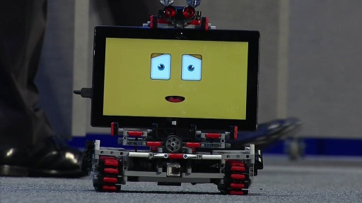 Lego Mindstorm Demo (Build 2013 Keynote)