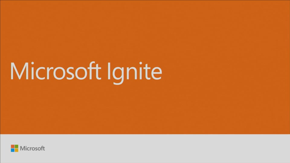 Move from Exchange 2007 to Modern Exchange | Microsoft Ignite 2016
