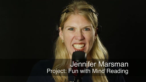 Project: Fun with Mind Reading