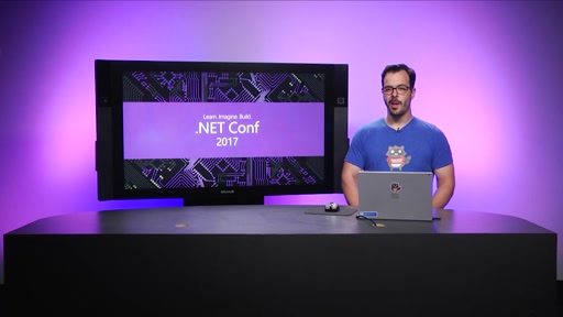 .NET Core microservices on Service Fabric
