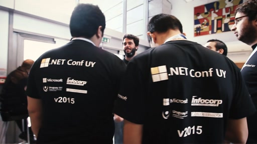 .NET Conf UY v2015 - Event Summary