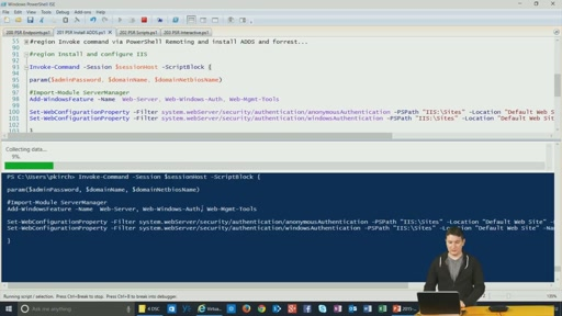 Teil 2: PowerShell Remoting