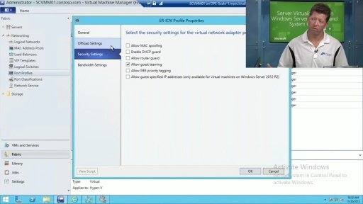 Server Virtualization with Windows Server Hyper-V and System Center: (08) Managing the Networking and Storage Infrastructure in System Center 2012 R2 Virtual Machine Manager