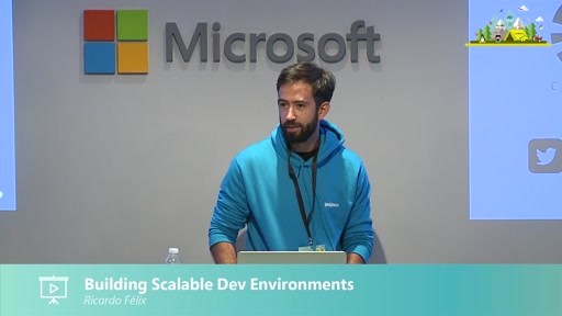 Building Scalable Dev Environments