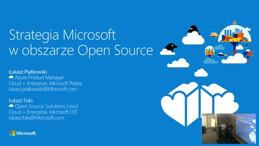 Strategia Microsoft w obszarze Open Source