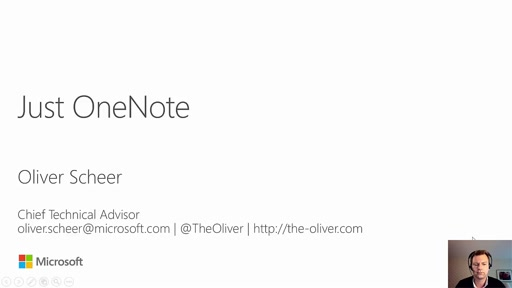 FastNews - Just OneNote