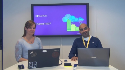PodCast episode 1.1337 Debug koden din fra en nettleser, Visual Studio Online