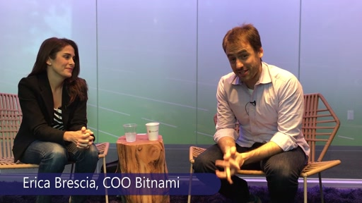 Tuesdays with Corey: A chat with Erica Brescia - COO of Bitnami