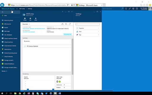 ITcamp2015 (Azure) - 3 Create Storage Account