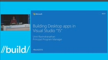 Building Desktop Apps in Visual Studio vNext