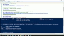 Azure-Accounts with PowerShell