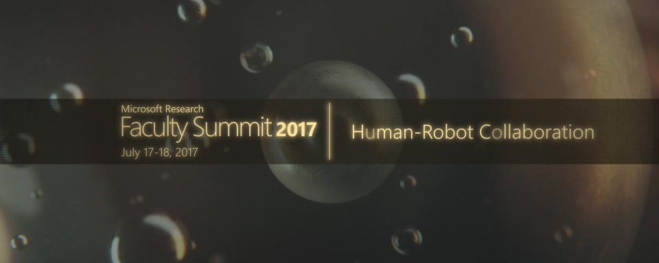 Video Abstract: Human-Robot Collaboration