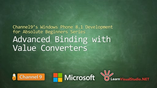 Part 25 - Advanced Binding with Value Converters