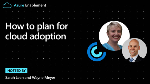 How to plan for cloud adoption