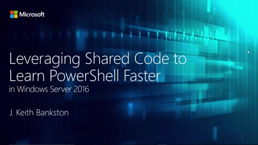 PowerShell in Windows Server 2016